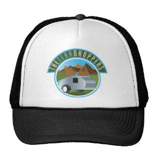 Teardrop Trailer Trucker Hat