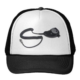 TeardropMicrophoneCable020511 Trucker Hat