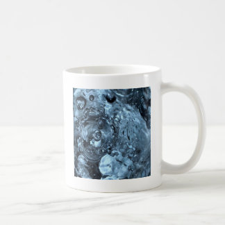 teardrops aqua clock.jpg coffee mug