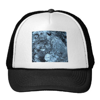 teardrops aqua clock.jpg trucker hat