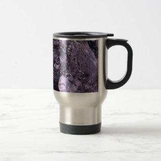 teardrops lilac clock.jpg travel mug