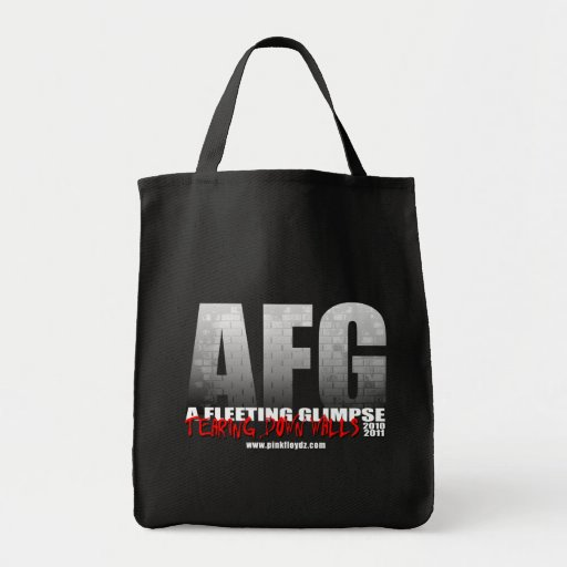 """""""Tearing Down Walls"""" Cotton Canvas Grocery Tote Grocery Tote Bag"""