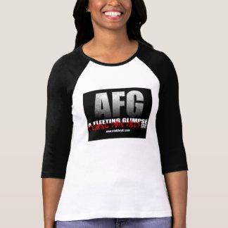 """""""Tearing Down Walls"""" Womens Baseball Jersey Tshirts"""