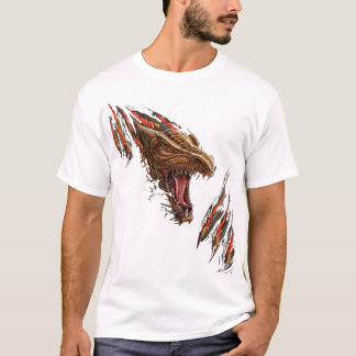 Tearing Dragon T-Shirt