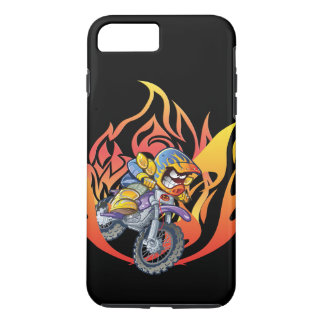 Tearing it up on the track iPhone 8 plus/7 plus case