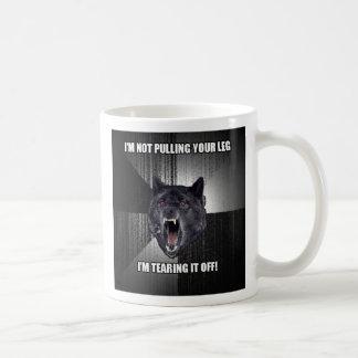 Tearing Your Leg Off Coffee Mug
