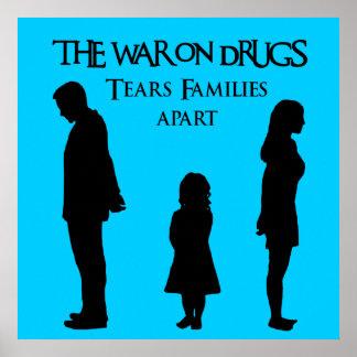 Tears Famlies Apart Poster