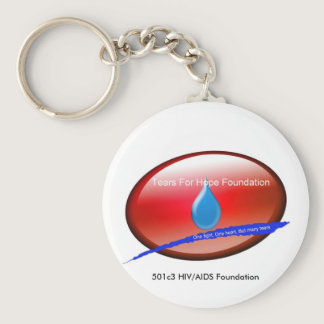 Tears For Hope Foundation key Chain