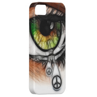 Tears For Peace iPhone 5 Case