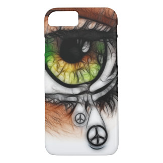Tears For Peace iPhone 8/7 Case