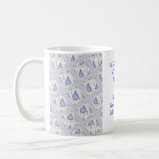 """Tears In A Bottle"" Classic White Coffee Mug"
