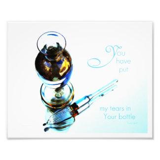 Tears In Your Bottle 8X10 Photo Art