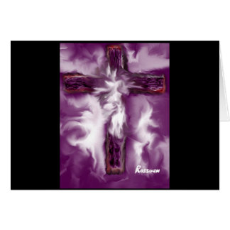 Tears of an Angel by Rossouw Greeting Card