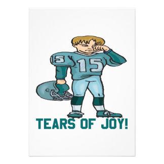 Tears Of Joy Invites