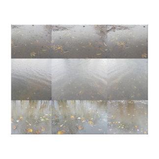 Tears of Rain Canvas Print