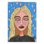 Tears of Sadness - card