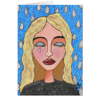 Tears of Sadness - card