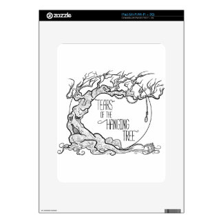 Tears of the Hanging Tree Decal For The iPad