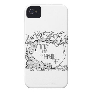 Tears of the Hanging Tree iPhone 4 Cover