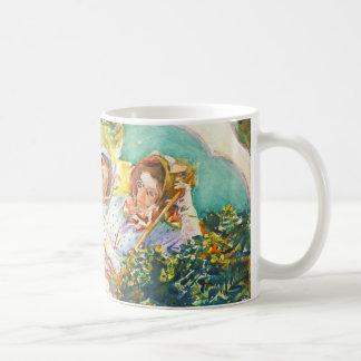 Tease 1911 coffee mug