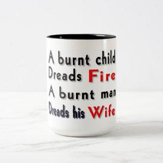 Teaser jokes mugs