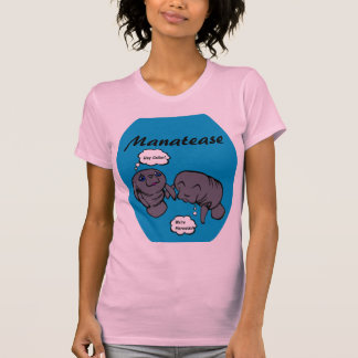 Teasing Manatees T-Shirt