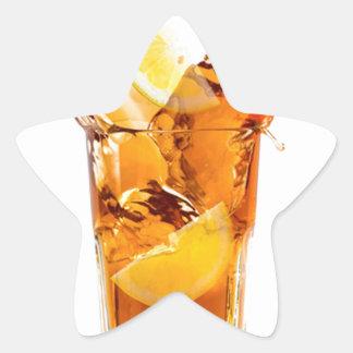TeaSplash Collection Star Sticker