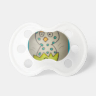 teat chick in her shell pacifier