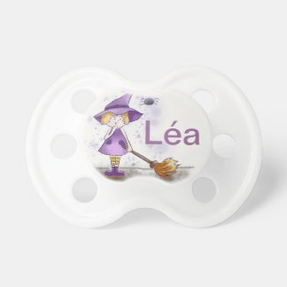 teat Lea witch Baby Pacifiers