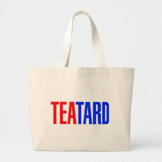 Teatard Tea Party Canvas Bag