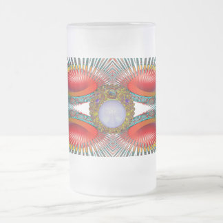 Teathered Passion Frosted Mug