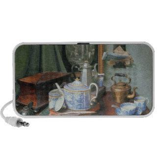 Teatime Altavoces De Viaje