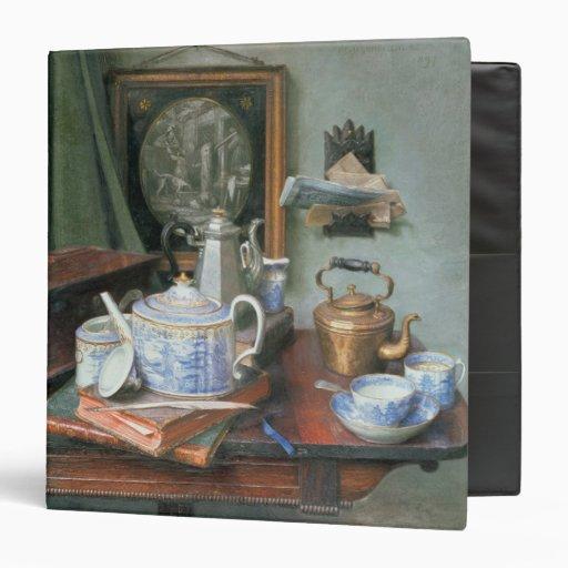 Teatime Binders