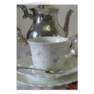 Teatime Felicitacion