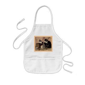 Teatime_For_Kittens Aprons