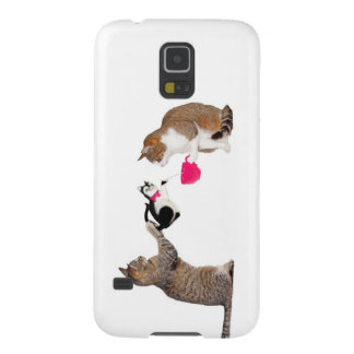 Teatime for kitty cats galaxy s5 cover