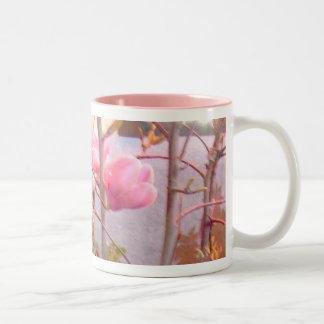 Teatime Magnolia 2tone Mug