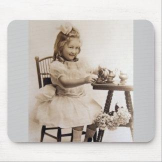 teatime mouse pad