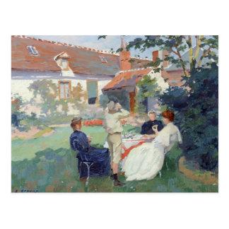 Teatime Postcards