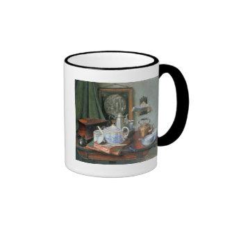 Teatime Ringer Coffee Mug
