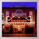 Teatro 2 de los jardines de victoria de Biograph Impresiones