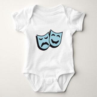 Teatro b 2c body para bebé