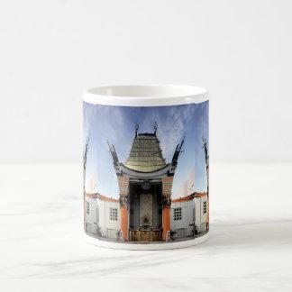 Teatro chino taza clásica