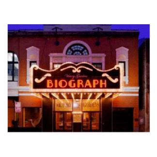 Teatro de Biograph Postal