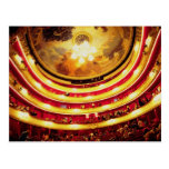 Teatro de Comedie Francaise, París, Francia Tarjetas Postales