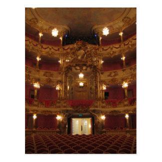 Teatro de Cuvilliers Postal