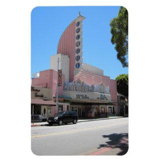 Teatro de Fremont, 2011, San Luis Obispo Iman Rectangular