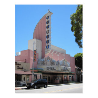 Teatro de Fremont, 2011, San Luis Obispo Postales