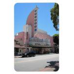 Teatro de Fremont, San Luis Obispo, CA Imán De Vinilo
