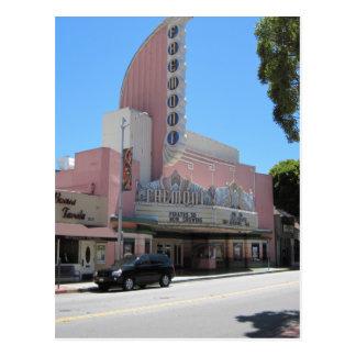 Teatro de Fremont, San Luis Obispo, CA Postal